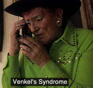 VENKEL'S SYNDROME