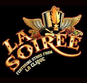 LA SOIRÉE