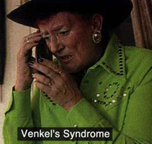 VENKEL'S SYNDROME